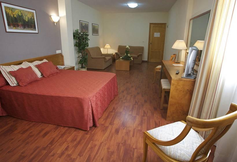 Habitación Hotel Borgia Gandía