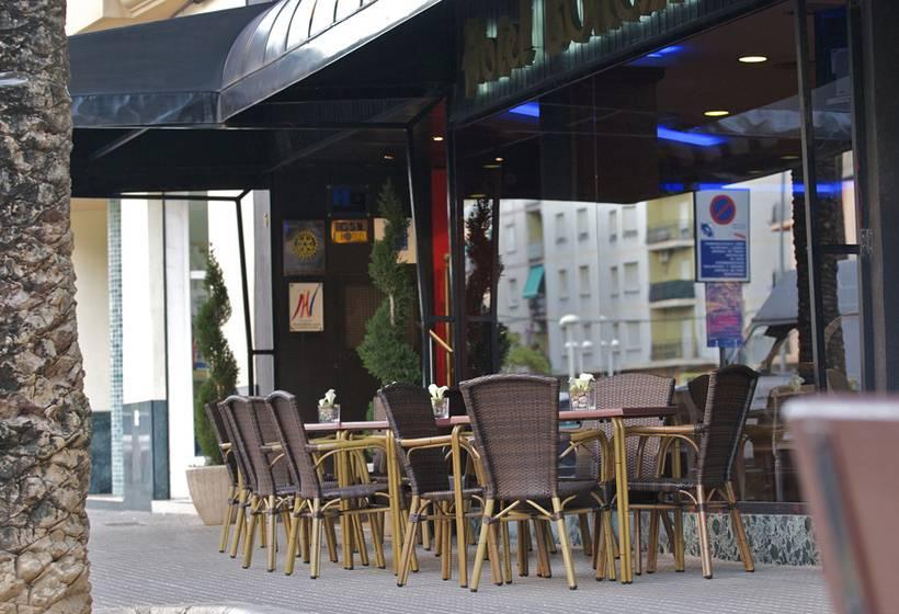 Terraza Hotel Borgia Gandía