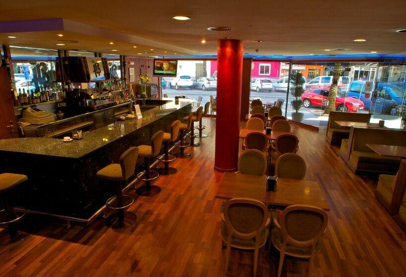 Cafeteria Hotel Borgia Gandia