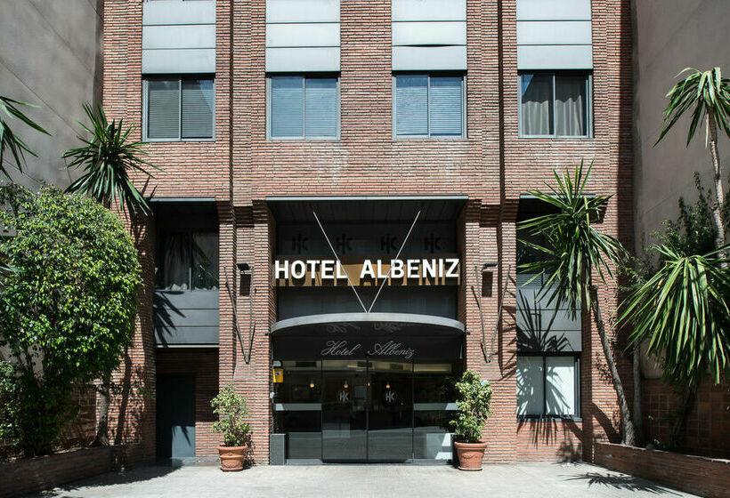 Hotel Catalonia Albéniz Barcelona