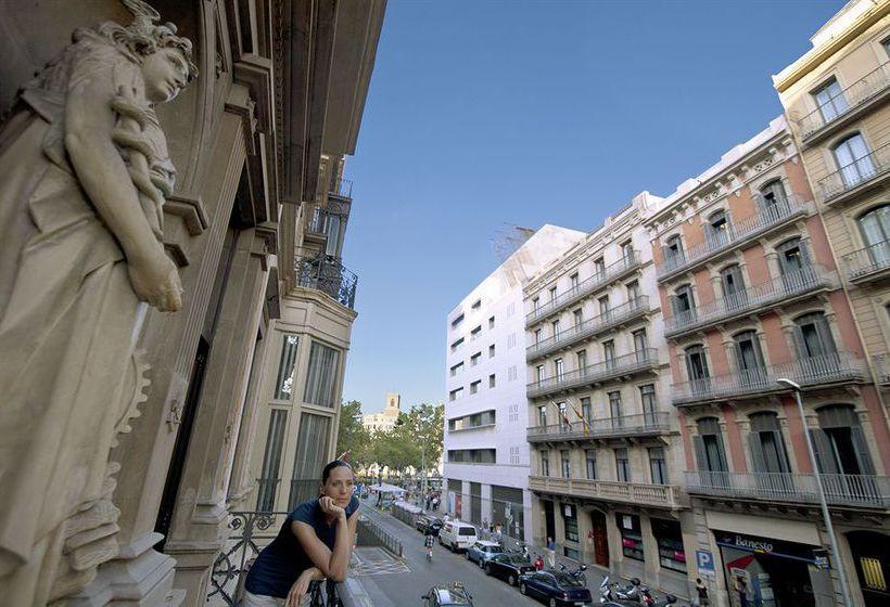 Hotel Catalonia Plaza Catalunya Barcelona