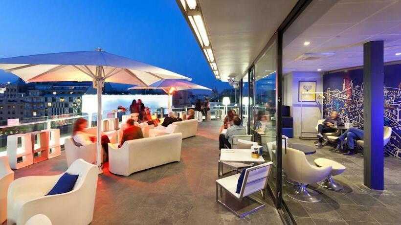 Terrace Hotel Condes de Barcelona