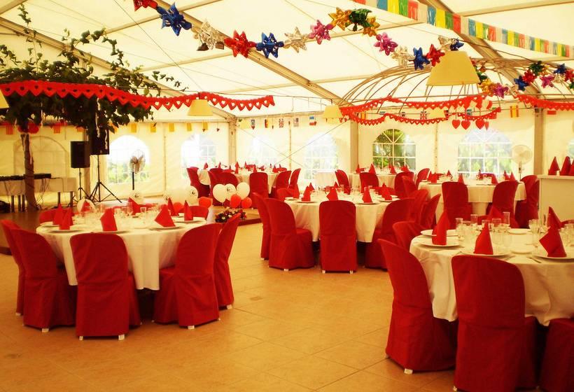 Restaurant Hotel Fergus Paradis Park Pineda de Mar