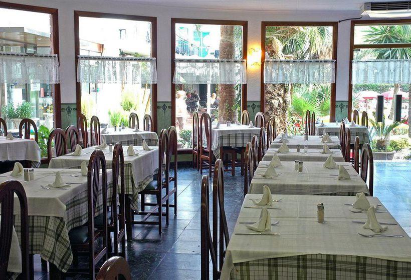 Restaurant Hotel H Top Planamar Malgrat de Mar