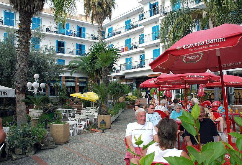Common areas Hotel H Top Planamar Malgrat de Mar