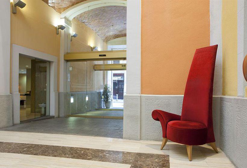 Hotel Hesperia Barri Gotic Barcelona