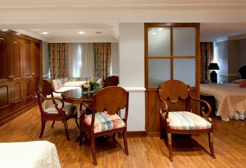 Room Hotel Rice Maria Luisa Burgos