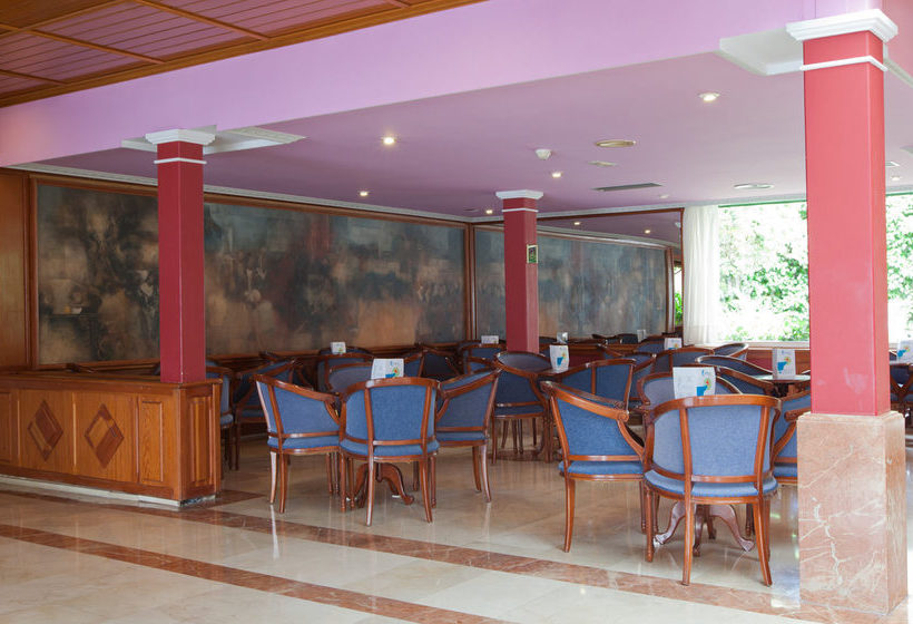 Cafeteria Hotel Seramar Sunna Park Paguera