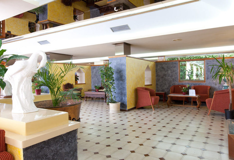 Common areas Hotel Seramar Sunna Park Paguera
