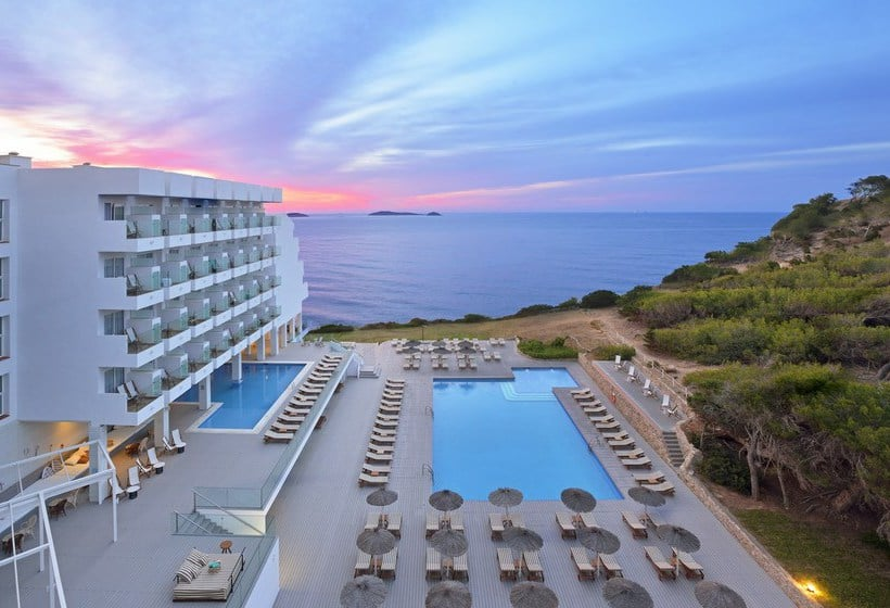 Outside Hotel Sol Beach House Ibiza - Adults Only Santa Eulalia del Rio