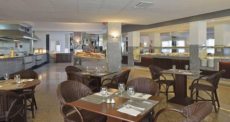 Restaurant Hotel Sol Milanos Pingüinos Son Bou