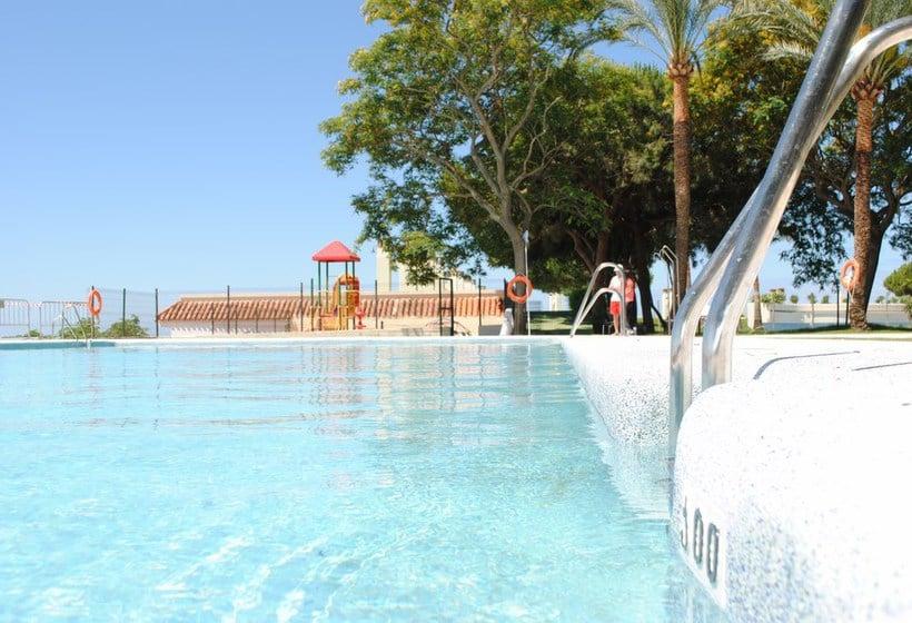 Swimming pool Gran Hotel del Coto Matalascanyas