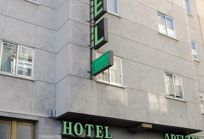 Hotel Arévalo Cuenca