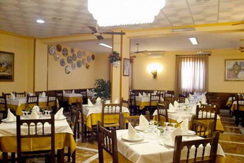 Restaurant Hotel Montreal Benicasim
