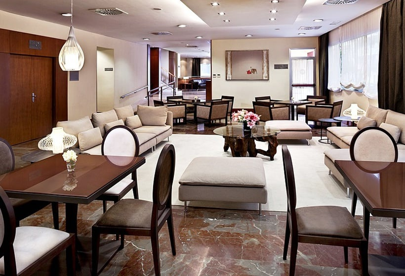Common areas Hotel NH Córdoba Califa Cordoba