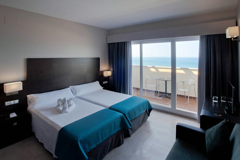 Room Hotel Pato Amarillo Punta Umbria