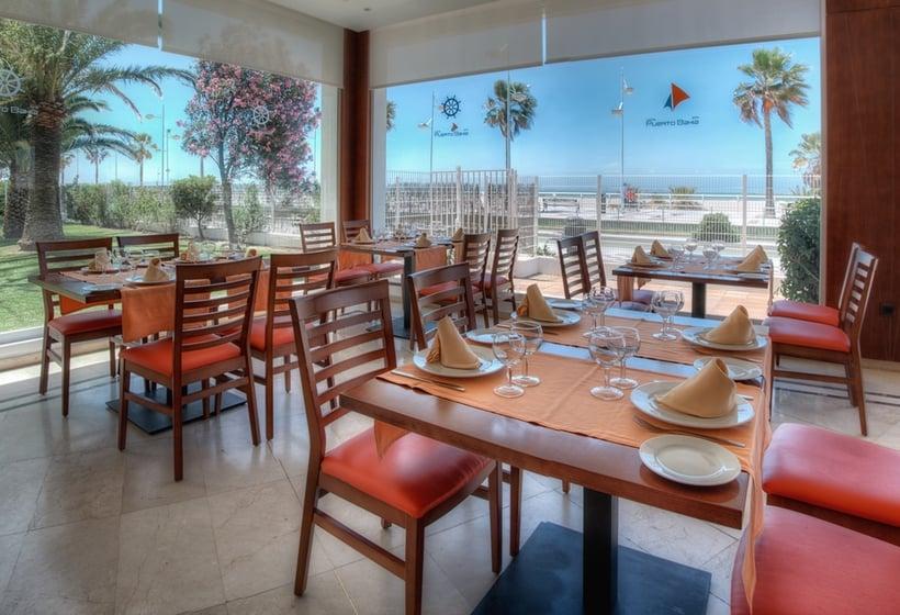 Restaurant Hotel Puertobahia & Spa El Puerto de Santa Maria