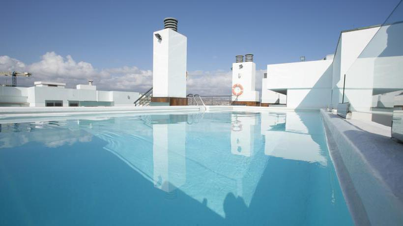 Swimming pool Cantur City Hotel Las Palmas de Gran Canaria