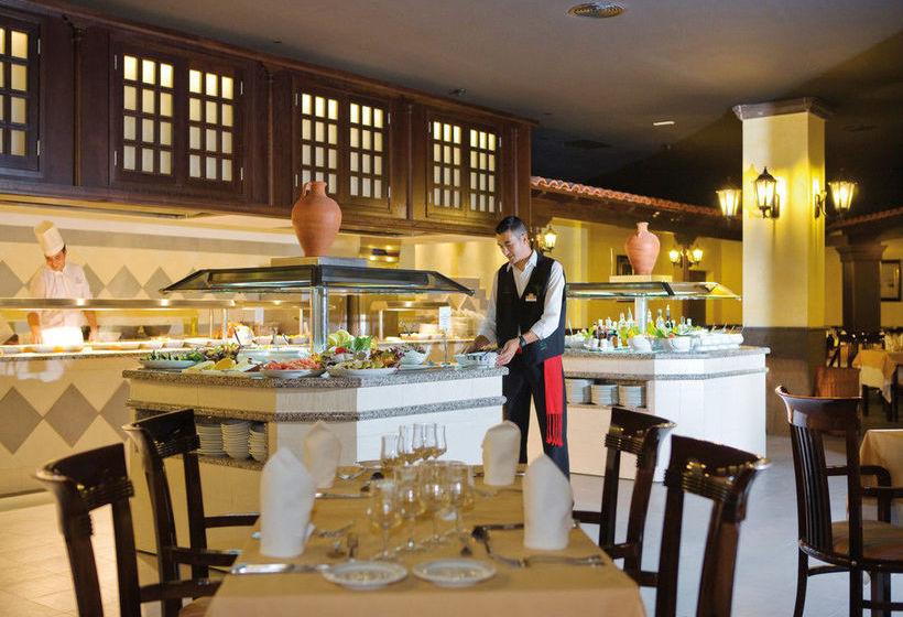 Restaurant ClubHotel Riu Paraiso Lanzarote Resort Puerto del Carmen