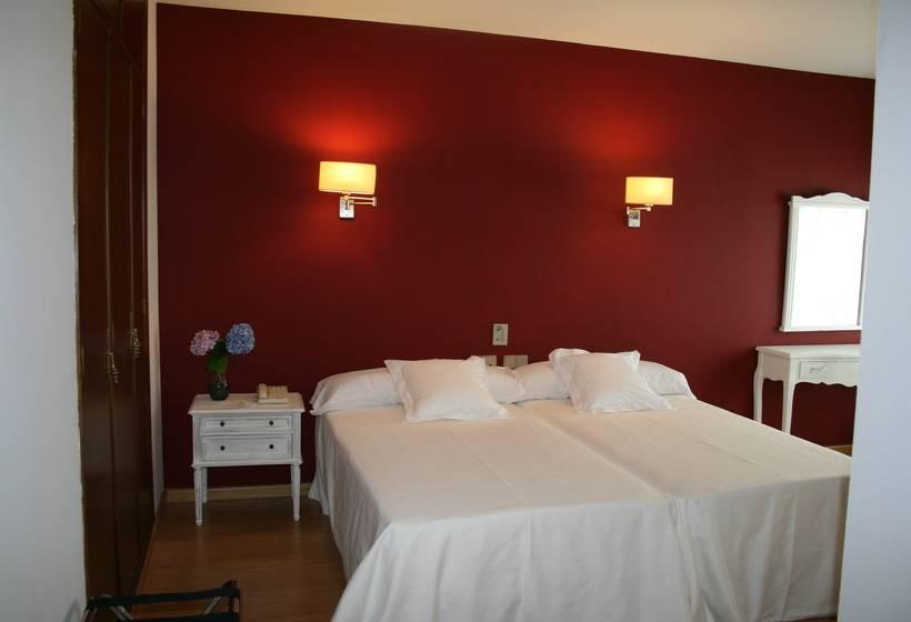 Room Hotel La Peña Congosto