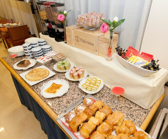 Restaurant Hotel AA Los Bracos Logronyo