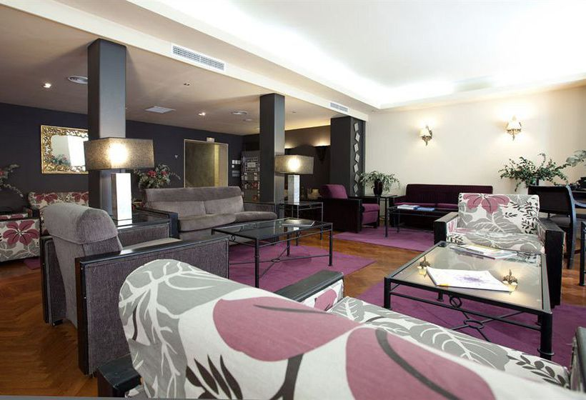 Hotel moderno en madrid desde 41 destinia - Hoteles modernos espana ...