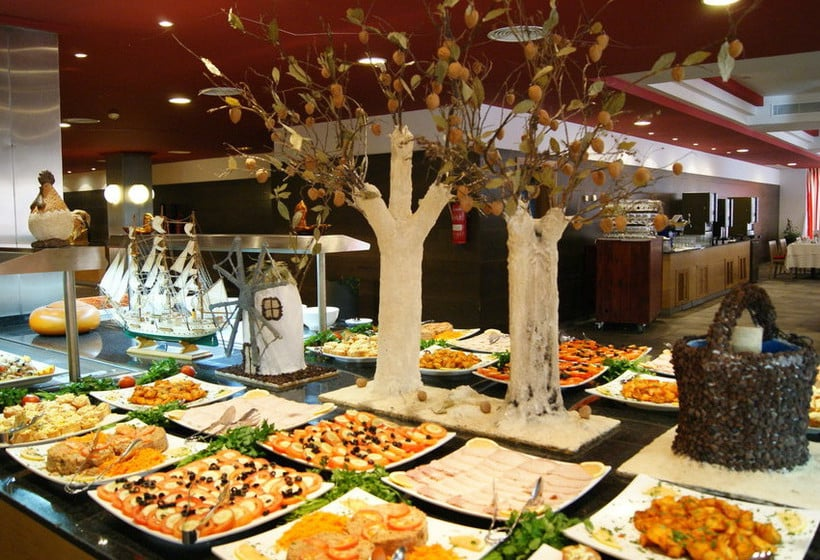 Restaurant Hotel SBH Taro Beach Costa Calma
