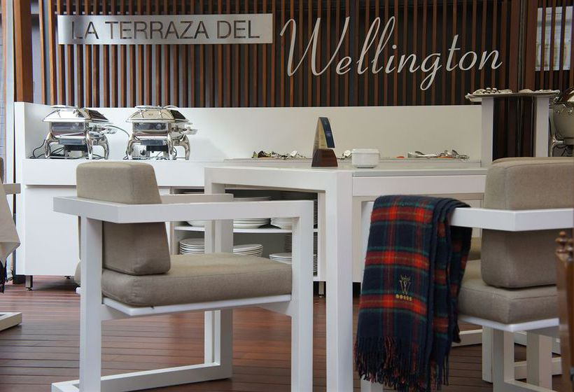 Hotel Wellington Madrid