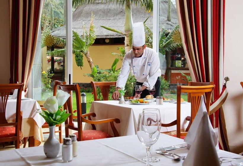 Restaurant Hotel Bahía Príncipe San Felipe Puerto de la Cruz