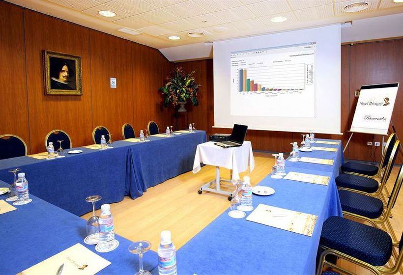 Meeting rooms Hotel Bécquer Seville