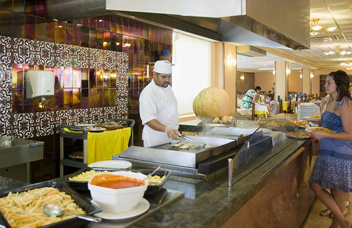 Restaurant Hotel Best Cap Salou