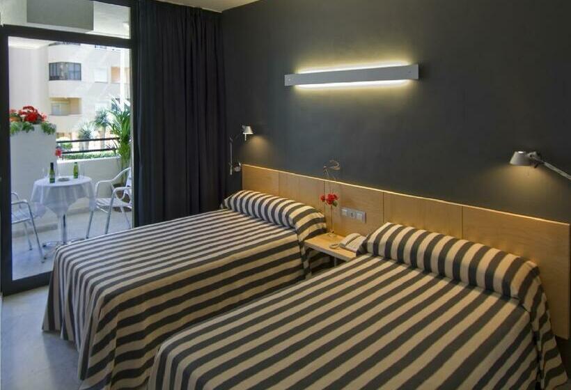 Hotel Caledonia Nautico Santa Cruz de Tenerife