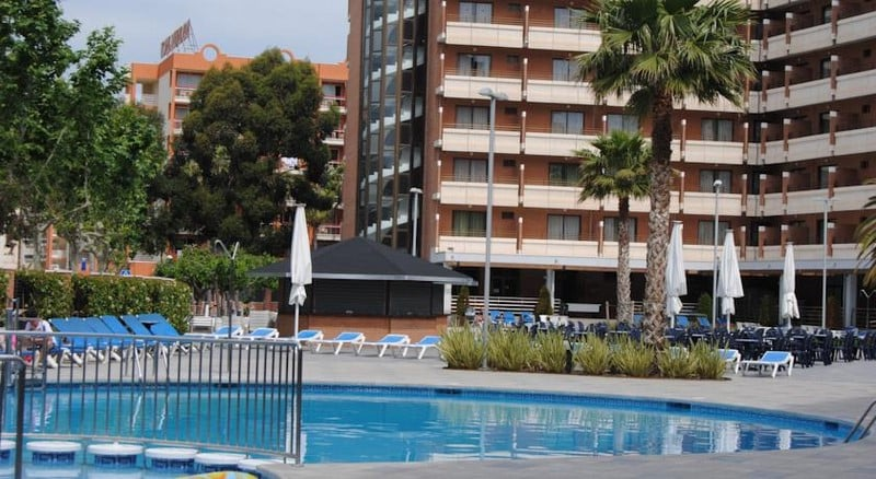Swimming pool Hotel California Garden Salou