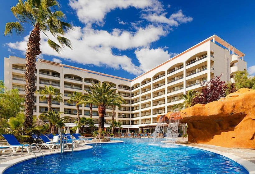 Swimming pool Hotel H10 Salou Princess