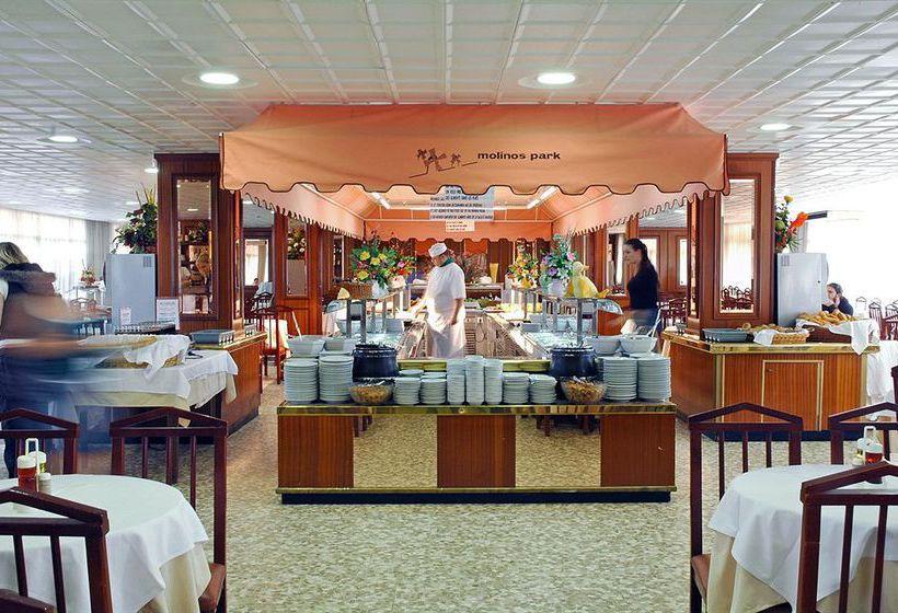 Restaurante Hotel H Top Molinos Park Salou