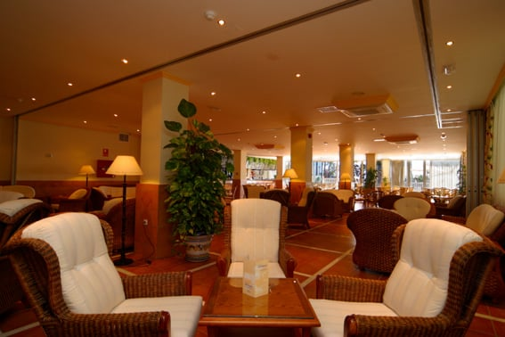 Common areas Hotel Las Arenas Benalmadena