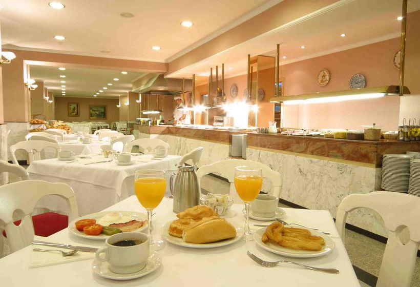 Restaurant Hotel Las Arenas Benalmadena