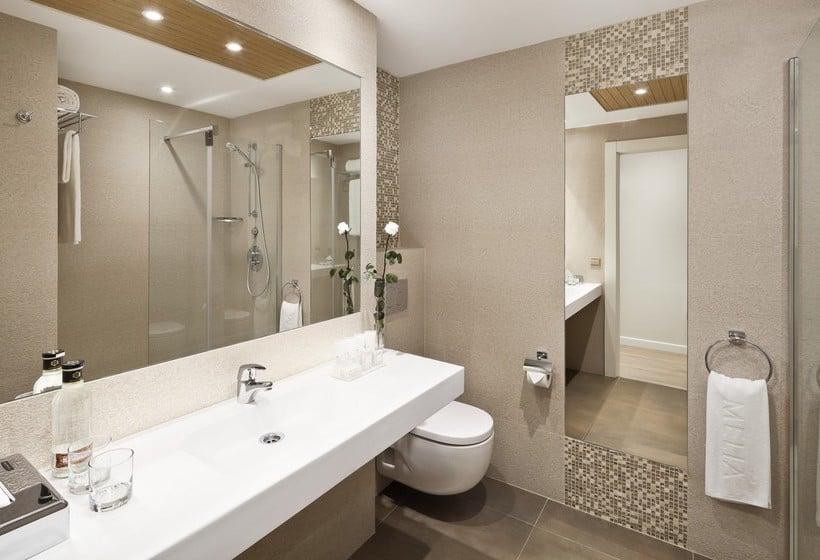 Bathroom Hotel Meliá Costa del Sol Torremolinos