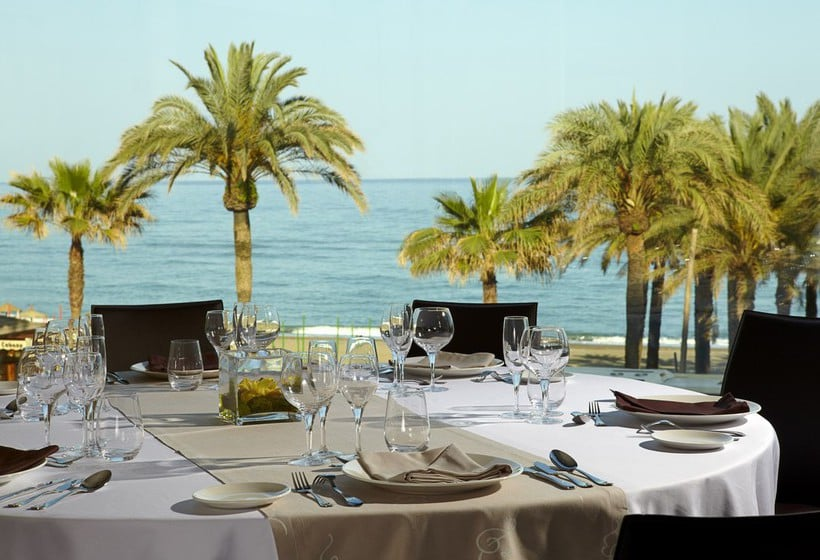 Restaurant Hotel Meliá Costa del Sol Torremolinos