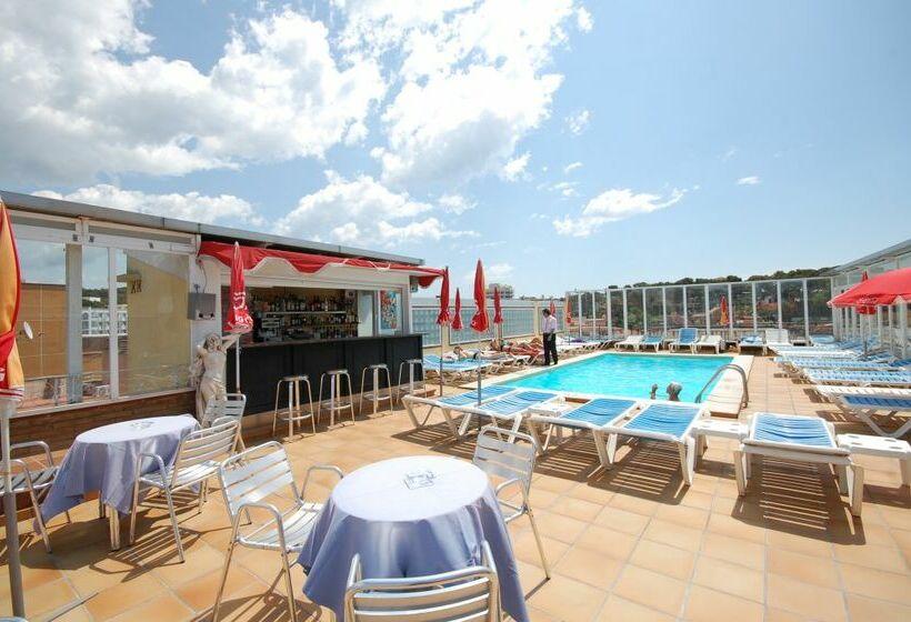 Hotel Mercedes Lloret de Mar