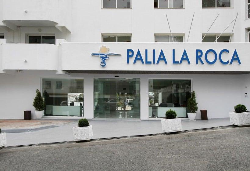 Outside Hotel Palia La Roca Benalmadena