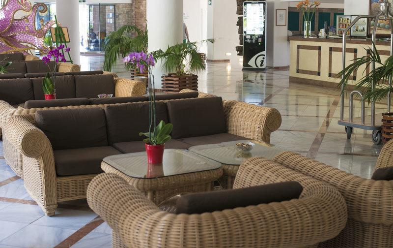 Common areas Hotel Puerto de la Cruz