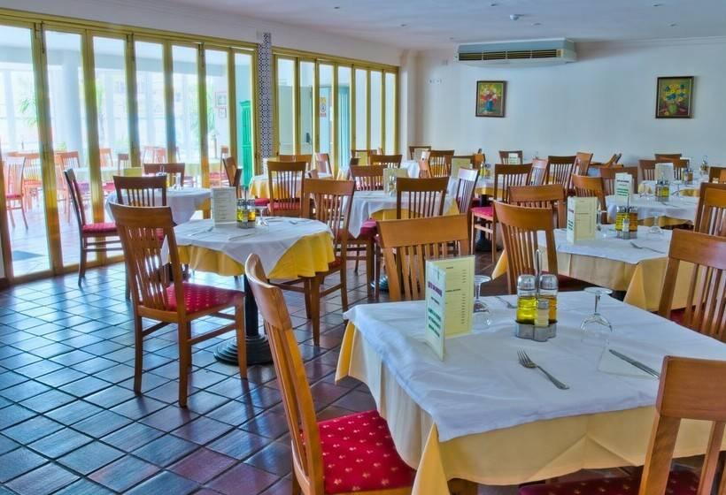 Restaurant Hotel RF San Borondon Puerto de la Cruz