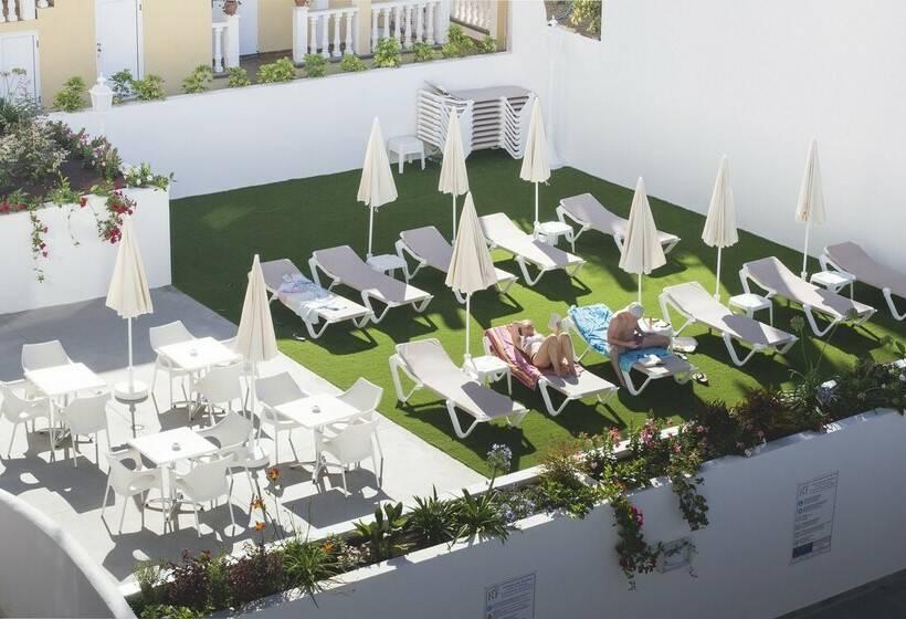 Terrace Hotel RF San Borondon Puerto de la Cruz