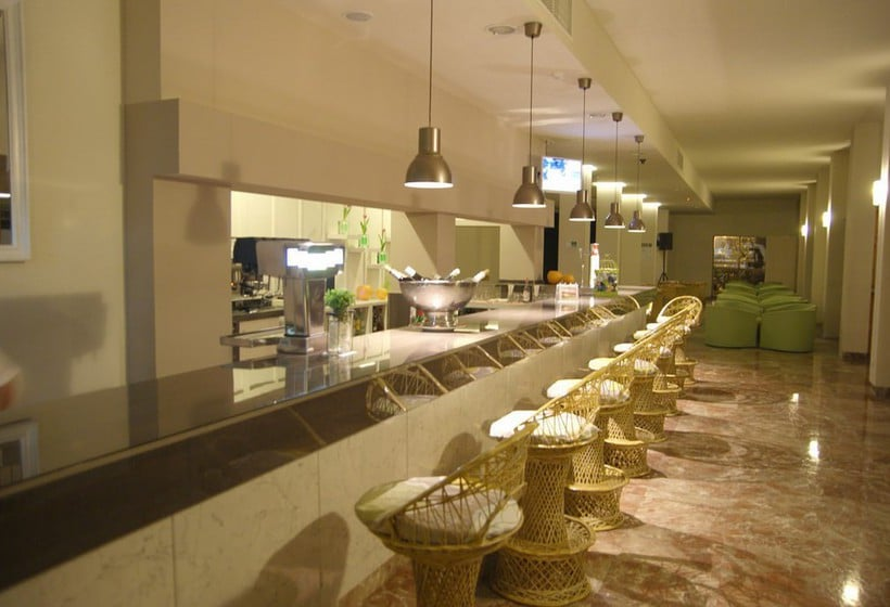 Cafeteria Hotel San Fermin Benalmadena