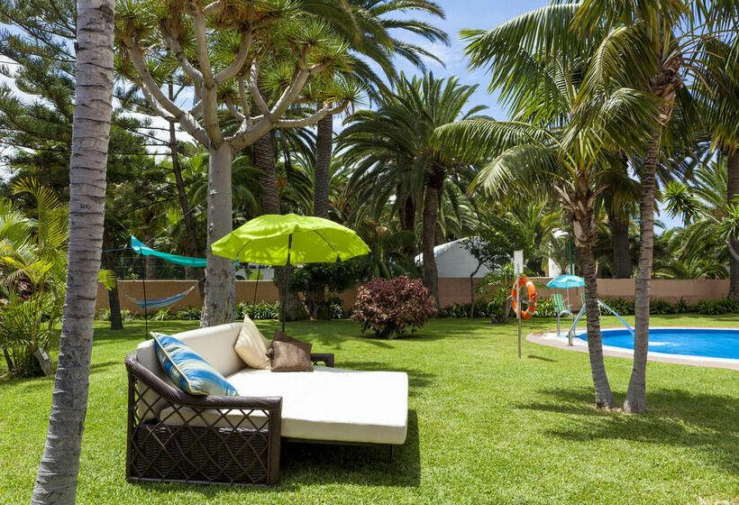 Swimming pool Hotel Sol Puerto Playa Puerto de la Cruz