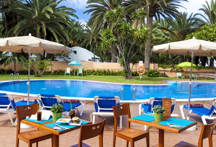 Swimming pool Hotel Sol Puerto Playa Puerto de la Cruz