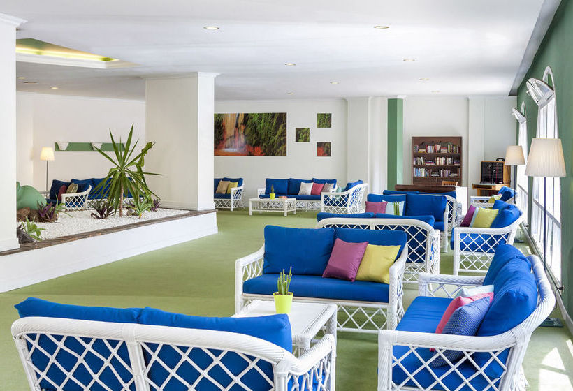 Common areas Hotel Sol Puerto Playa Puerto de la Cruz