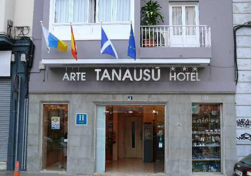 Hotel Tanausú Santa Cruz de Tenerife