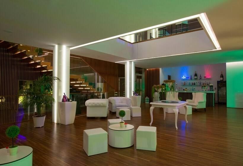 Cafeteria Iberostar Grand Hotel Mencey Santa Cruz de Tenerife
